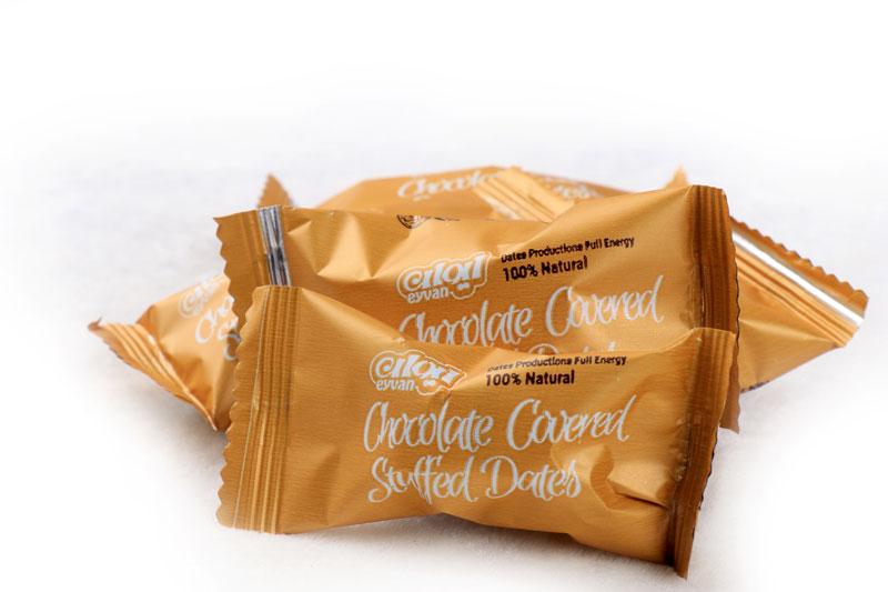 خرما شکلاتی مغزدار ایوان